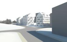 Riksbyggen får markanvisning för 130 bostäder i Aspudden