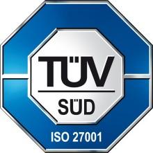 Programvare godkjent med merke fra TÜV
