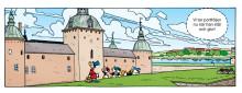 Kalle-balik när Kalle Anka besökte Kalmar