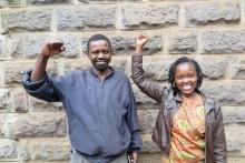 Svenskt lobbyistpris till aktivist från Nairobis slum
