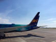 Icelandair fortsätter att växa med en 16 % ökning i augusti.