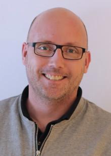 Claes Bonde ny säljare på SMC Automation i Växjö