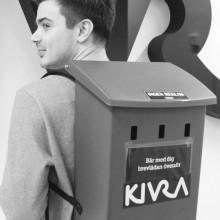 Kivra, den mobila Posten-utmanaren, tar in närmare 15 MSEK för att finansiera sin expansion