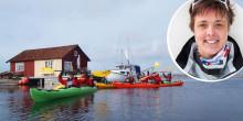 TanumStrand satsar på sporrande upplevelser med havskajak