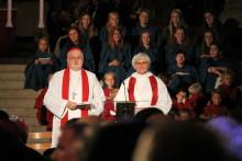 Gemensamt tack till påve Franciskus i Rom