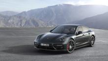 Komplet nyudviklet Porsche Panamera