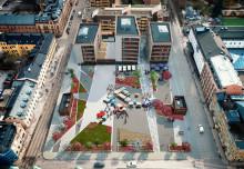 Pressinbjudan: Invigning av Nya torget