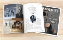 STOLTHET 8 - Ett magasin med nyheter och lite annat från Stolab i Smålandsstenar