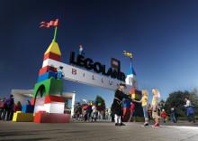 Shell inviterer til LEGOLAND®