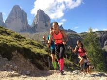 2XU på en magisk löparupplevelse – Transalpine Run 30 mil genom alperna
