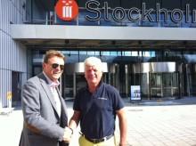 Initiativet Hållbara Hav i strategiskt samarbete med Stockholmsmässan - Allt för Sjön.