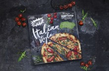 Oumph! plant-based pizza finally in the UK