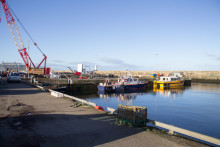 Councillors praise Buckie harbour investment plans