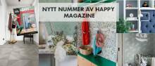 Nytt nummer av Happy Magazine ute nu!