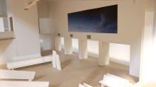 Rörlig bild och ljudverk utvalt för gestaltning av ny akutentré på Södersjukhuset