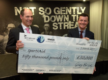 ​SportsAid chosen as 2015 BNY Mellon Boat Races charity partner