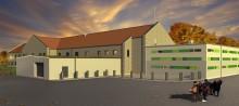 STANLEY Security levererar brandskydd och säkerhet till ny rättspsykiatrisk klinik i Vadstena