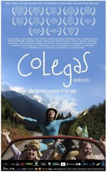 Välkomna på filmvisning av den brasilianska filmen Colegas/Buddies