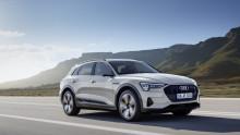 Bridgestone levererar originaldäck till Audis nya el-suv