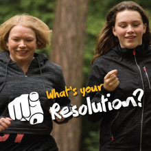 ​Jo Pavey MBE asks Leeds runners: 'What's Your Resolution?'
