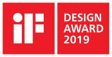Canon uppmärksammas med iF Design Award för 25:e året i rad