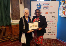 West Midlands Railway awarded special recognition for supporting this year's British Transplant Games.