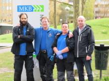 Städfaktor får nya uppdrag av MKB