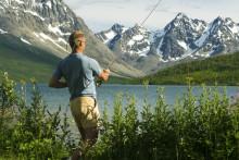 Svensk sajt för bästa havsfisket i Norge