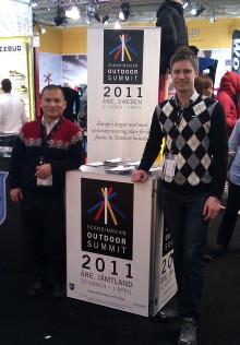 """First Scandinavian Outdoor Summit in Åre, Sweden -  the """"Davos"""" of the outdoor industry"""