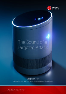 The Sound of a Targeted Attack