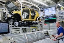Volkswagen investerar 22,8 miljarder euro i produktionsanläggningar över hela världen