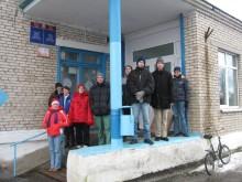 Hockeyspelaren Niklas Hjalmarsson stödjer vitryska ungdomars resa från institution till hockey-VM
