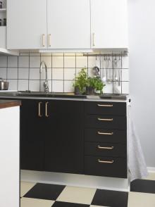 Förvandla ditt gamla kök med enkla medel