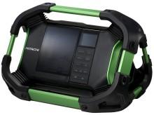 UR18DSDL - robust radio med bluetooth från Hitachi!