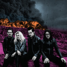 "The Dead Weather returnerer med ""Dodge and Burn"""