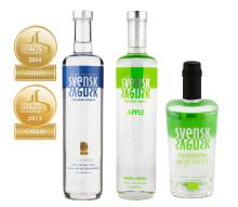 Guld till Svensk Vodka i internationell prestigetävling