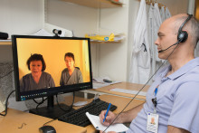 Videoteknik hjälper hjärtpatienter