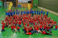 Wow-känsla på Sveriges största triathlonläger för unga