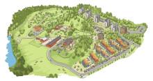 Skövdebostäder utvecklar Aspö gård