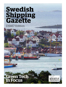 Swedish Shipping Gazette DSM17 Edition