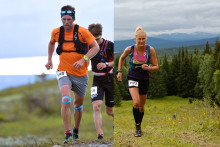Jonsson och Nilsson vann halvmaraton i Trillevallen