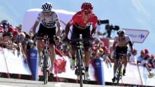 Froome jagar första segern i Vueltan