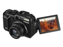 Canon höjer än en gång standarden med PowerShot G12