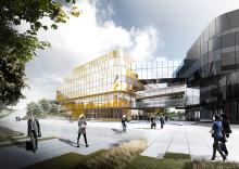 Pressinbjudan: Guldhus  för samverkan kring framtidens stad