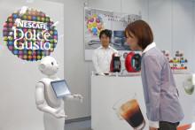 Nestlé ansetter 1.000 roboter