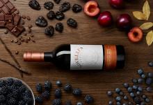 Novellus - nytt innovativt vin tar plats och visar var fatet ska stå