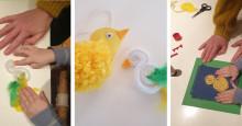 Inspirasjon til påskeaktiviteter