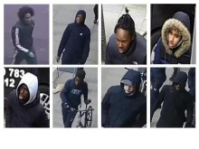 Police appeal to trace eight men following Camden stabbing