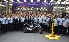 インドでの二輪車累計生産台数が1,000万台に到達