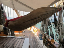 A Mynewsdesker Goes Sailing with the Historic Vessel Vega!
